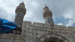Tarihi Gökmedrese'nin Restorasyonu Devam Ediyor
