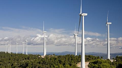 3 Kentin Rüzgarıyla 3 Milyon Eve Elektrik