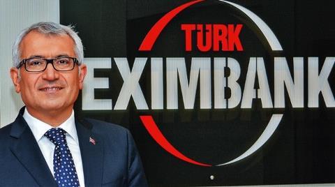Eximbank'tan Makine İhracatçısına Destek