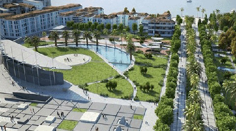 Antalya Kent Müzesi Projesi İhaleye Çıkarılacak