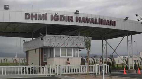 Iğdır Havalimanı'nın İsmi Değişti