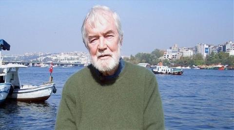 """""""İstanbul'un Hafızası"""" John Freely Hayatını Kaybetti"""