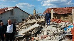 Samsun'da Çöken İnşaat Kaçak İddiası