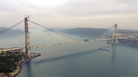 Gişeler Kaldırılırken Üçüncü Köprüye 'Dolar Zammı' Geldi
