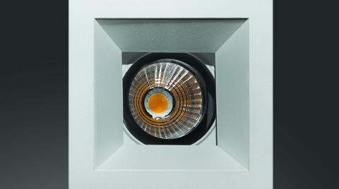 LAMP 83'ten Ankastre ve Sıva Üstü Aydınlatma: Bright