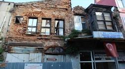 Haliç'in Tarihi Binaları Yıkılmak Üzere!