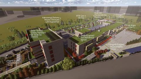 Türkiye'de Binalarda Enerji Verimliliğinin Artırılması Projesi Tamamlandı