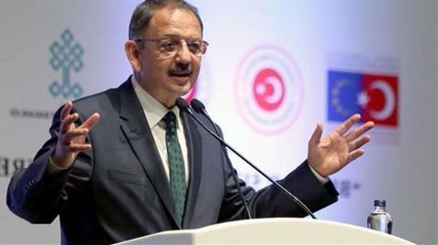 Bakan Özhaseki'den İstanbul Depremi Açıklaması