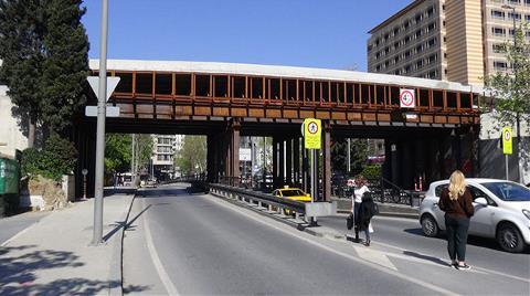 """Gezi Parkı'na """"Ekolojik Köprü"""""""