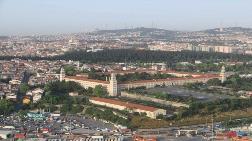 Selimiye Kışlası'nın İçindeki Yollarda Plan Değişikliği!