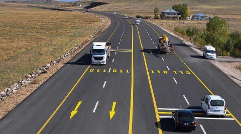 Bölünmüş Yolda Hedef 36 Bin 500 Kilometre
