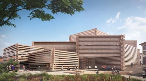 Eskişehir Modern Sanat Müzesi İşte Böyle Olacak!