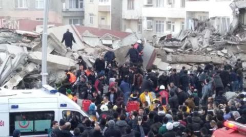 Zeytinburnu Faciasında Bilirkişi Raporu Tamamlandı