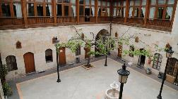 Gaziantep'teki Tarihi Konaklar 'Hayat' Buluyor