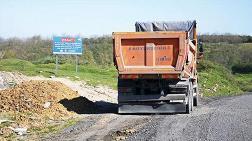 Belgrad Ormanı'na Dökülen Moloz ve Hafriyat Temizleniyor