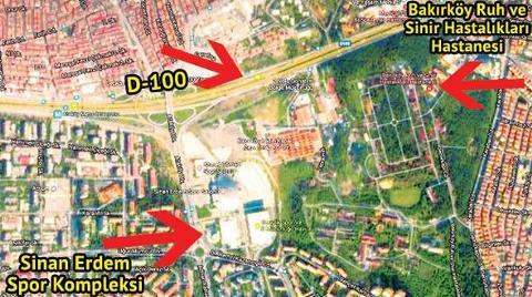 Bakırköy'ün Son Yeşil Alanı Tehlikede