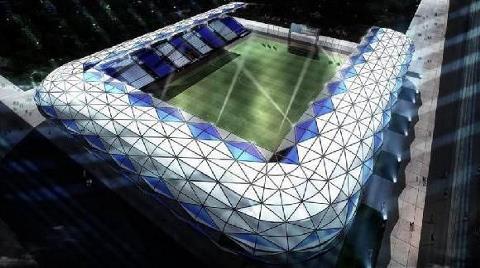 Alsancak Stadı'nda İhale Tamam