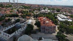 Edirne Mimarlık Öğrencileri için 'Açık Hava Amfisi' Olacak