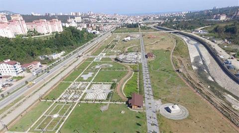 15 Milyona Mal Olan Park Açılmadan Sökülüyor