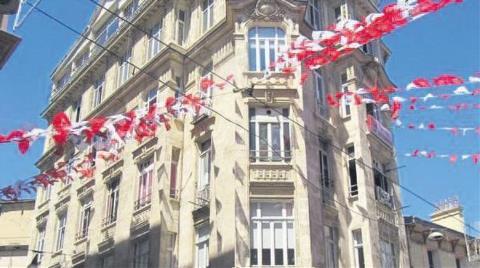 İstiklal'de Riskli Binalara Restorasyon
