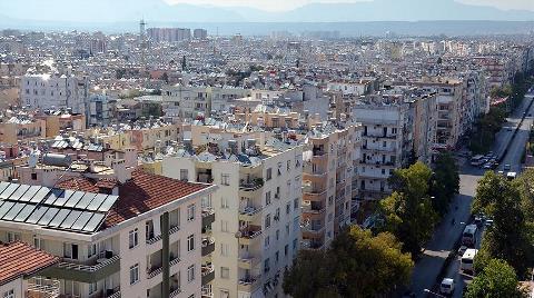 'Türkiye'de İki Konuttan Biri Sigortalı'