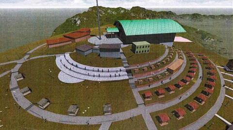 Amanoslar'a Teleferik ve Kayak Merkezi Geliyor!