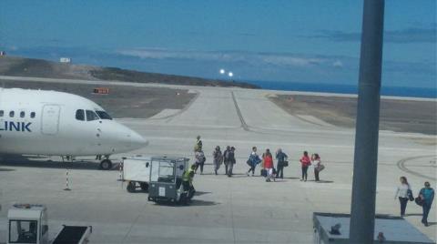 'Dünyanın En İşe Yaramaz Havaalanı'