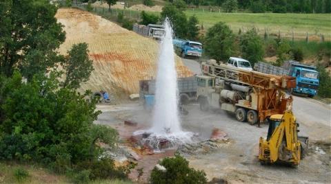 Kütahya'da Jeotermal Kaynak İhalesi