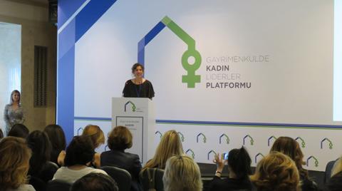 Kadınlar, Gayrimenkul Sektörüne Liderlik Etmeye Aday