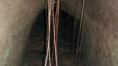 Bostancı - Dudullu Metro Çalışmasında Soygun Tüneli Bulundu