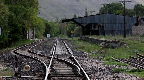 127 Yıllık Tren İstasyonu Sessizliğe Büründü
