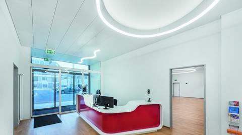 Mimari Detaylara Uyum Sağlayan Modüler Işık: Wiggle