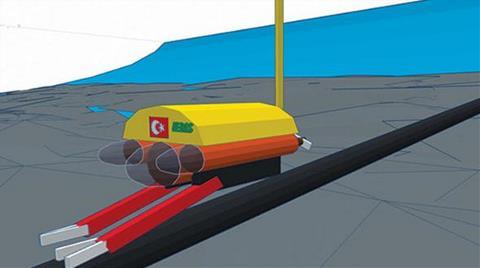Denizler Altında Robotlu Çözüm