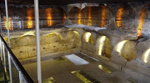1400 Yıllık Galeri Mezarlık İlk Defa Ziyaretçilere Açıldı