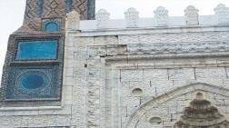 750 Yıllık Gökmedrese'yi Maviye Boyadılar!