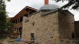 466 Yıllık Cami Restore Ediliyor