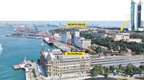 Dev Otel Projesi Kadıköy'ün Siluetini Değiştirecek