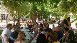 Antalya Büyükşehir Belediyesi Tek Parkı Yıkmak istiyor