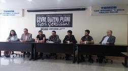 TMMOB'dan Ankara Çevre Düzeni Planı'na Dava