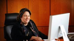 Zeynep Bodur Okyay'a 'Fahri Doktor' Unvanı