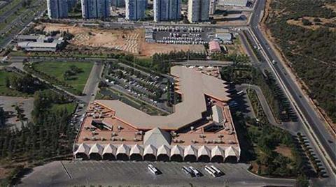 Antalya Otogarı 650 Milyon Liraya Satılıyor