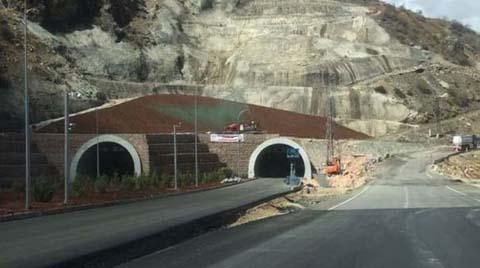 Doğu Anadolu'yu Akdeniz'e Bağlayacak Tünel Açılıyor