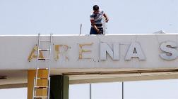 Urfa Stadı'ndan 'Arena' İsmi Çıkarıldı