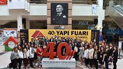 40.Yılında Sektörü 40 Etkinlikle Buluşturdu