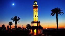 İzmir'deki Tarihi Saat Kulesi'nin Muslukları Çalındı