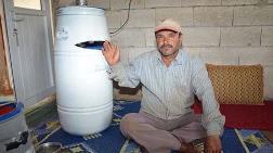 Elektrikli Süpürge ve Fıçıdan Klima Yaptılar