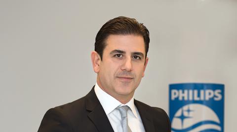 Philips Aydınlatma'da Görev Değişimi