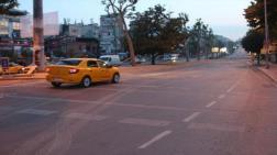 Beşiktaş'ta Çöken Yol Trafiğe Açıldı