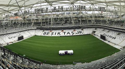Beşiktaş'ın Stadının Adı Değişti