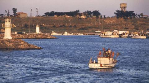 Araplar Enez'e 'Yat Limanı' Kuruyor